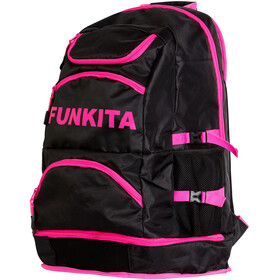 Funkita Elite Squad Backpack Pink Shadow